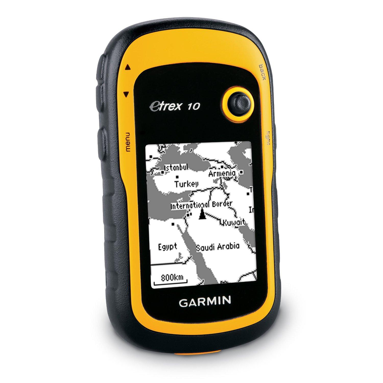 Máy Định Vị Cầm Tay GPS eTrex 10