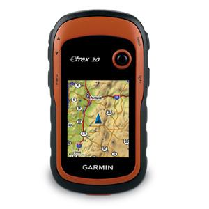 Máy Định Vị Cầm Tay GPS eTrex 20