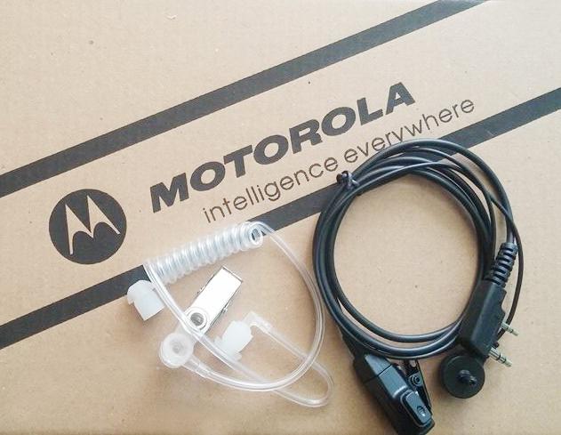 Tai nghe máy bộ đàm Motorola ống hơi