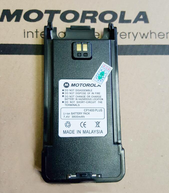 Pin Máy Bộ Đàm Motorola CP 1400Plus
