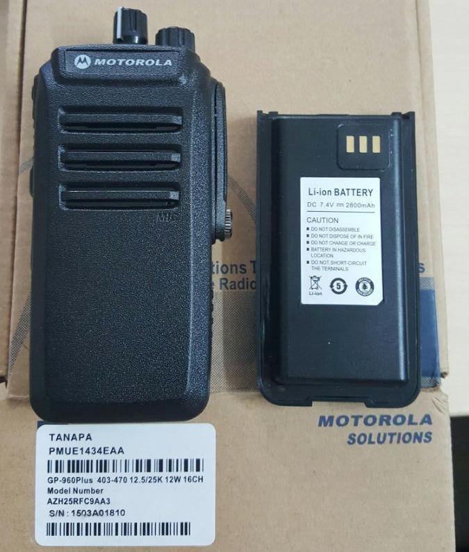 Máy bộ đàm Motorola GP 960