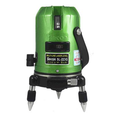 Máy cân bằng laser tia xanh Sincon SL 223G