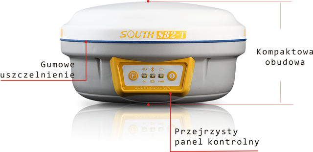 Hệ thống GPS RTK SOUTH S82T