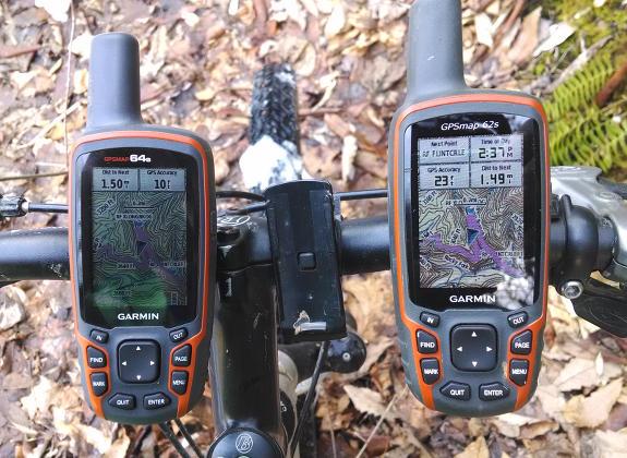 Máy Định Vị Cầm Tay GPS MAP 64S